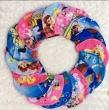 Children's swimming cap digital printed cartoon boy girl child swimsuit swimming cap