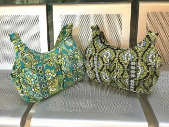 Export single retro shoulder bags national wind bag diamond quilted floral handbag