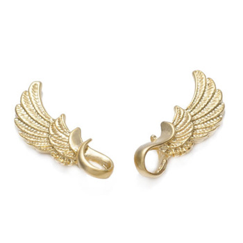 Angel Wings beautifully made about pendant accessories 8*23mm wings of copper pendant accessories wholesale