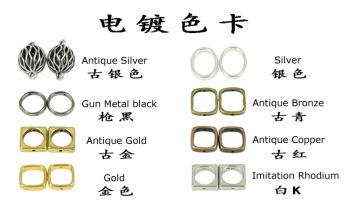 Taobao hot supply Lotus pendant Jewelry Accessories Lotus pendant pendant custom-made accessories