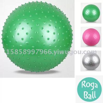 gym ball with massage, fitness ball, yogo ball