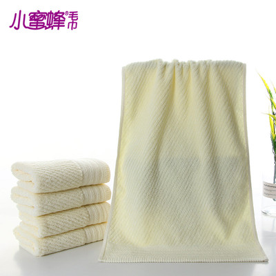 Burt's bees manufacturers selling towels plain Twill color towels fresh and distinctive gifts can be