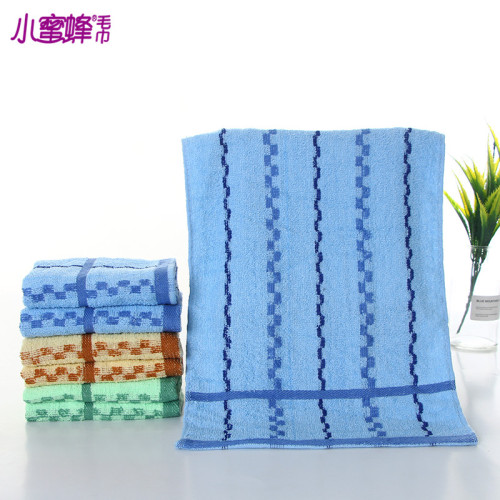 Bee factory direct wave stripe towels