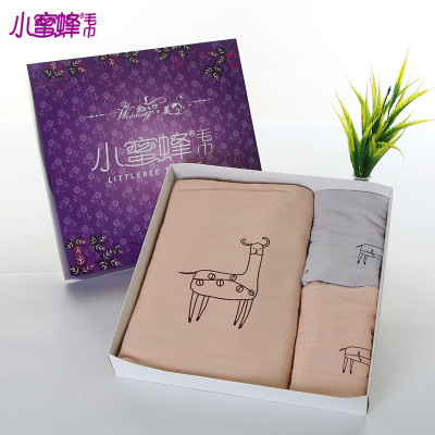 Fabric printing large deer trend gift set new