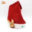 Christmas gift children Christmas hat red Non-woven Christmas hat wholesale Christmas decorations gift hat