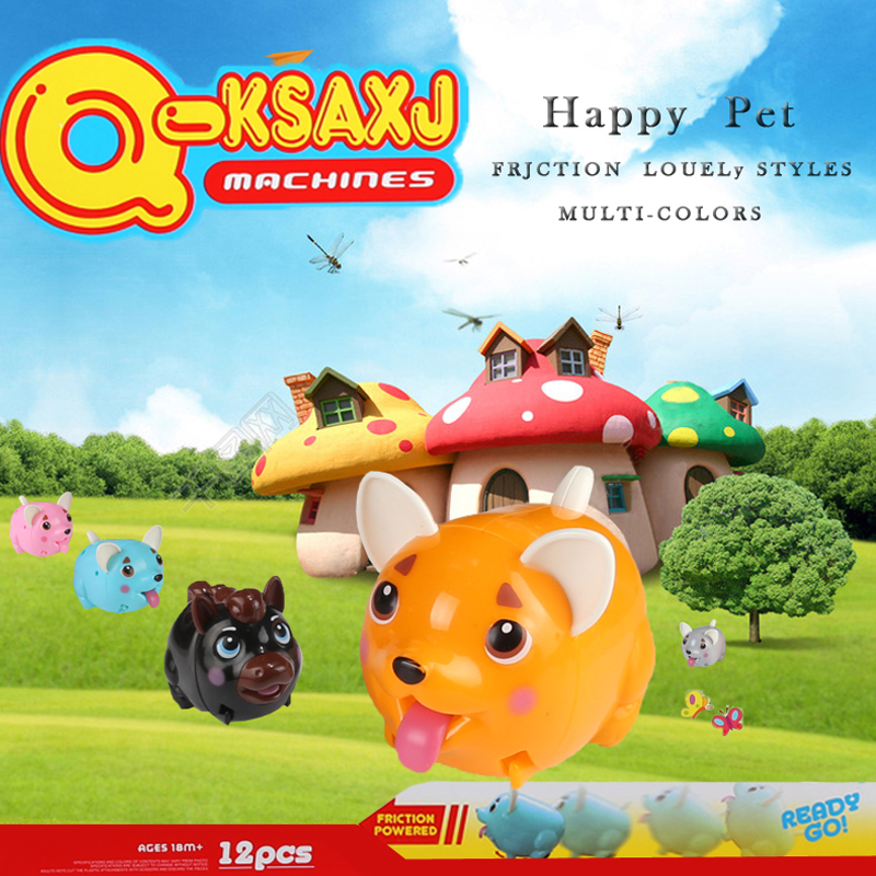 呆萌可爱惯性小动物儿童玩具_ 明坤玩具_ 义乌国际城