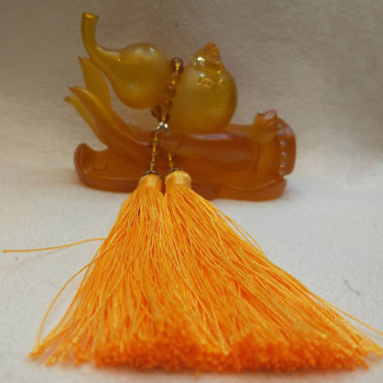 Bergamot Glass Pixiu gourd Perfume car Ornaments fresh creative bao ping auto Ornaments Wholesale