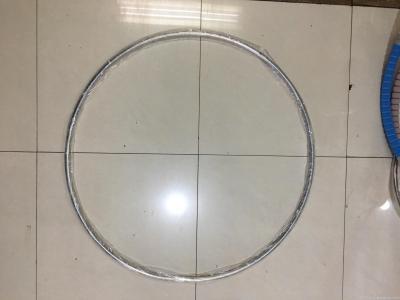 Stainless steel Hula hoop 75cm smooth rims skinny female adult waist children hula Hoop