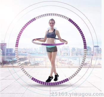 Envelope removable hula hoop aggravates female adult weight loss circle male children fitness waist