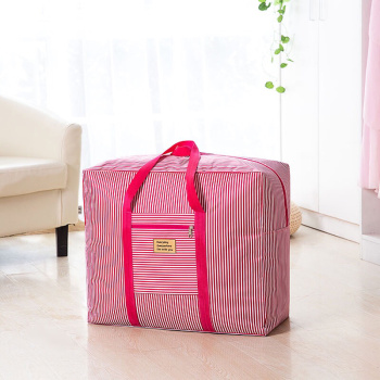 Korean Travel folding luggage bag waterproof travel storage bag trolley luggage bag storage bag