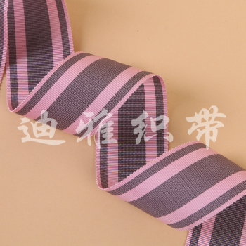 Manufacturer direct selling process gift wrap yarn-dyed ribbon hair accessories DIY accessories.