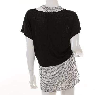 Xin Yi Knitting 2017 new sportswear yoga clothing double long-sleeved