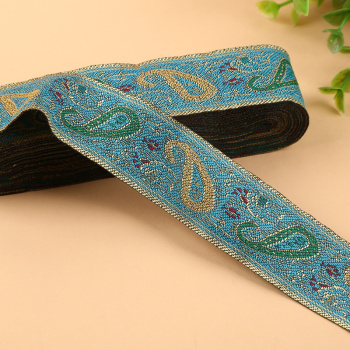 Clothing auxiliary materials DIY handicraft folk lace ribbon weaving