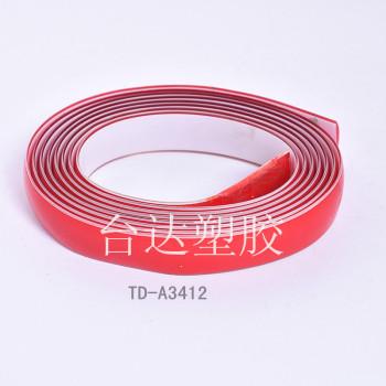 Factory outlets; PVC flat tape, PVC insert flat tape