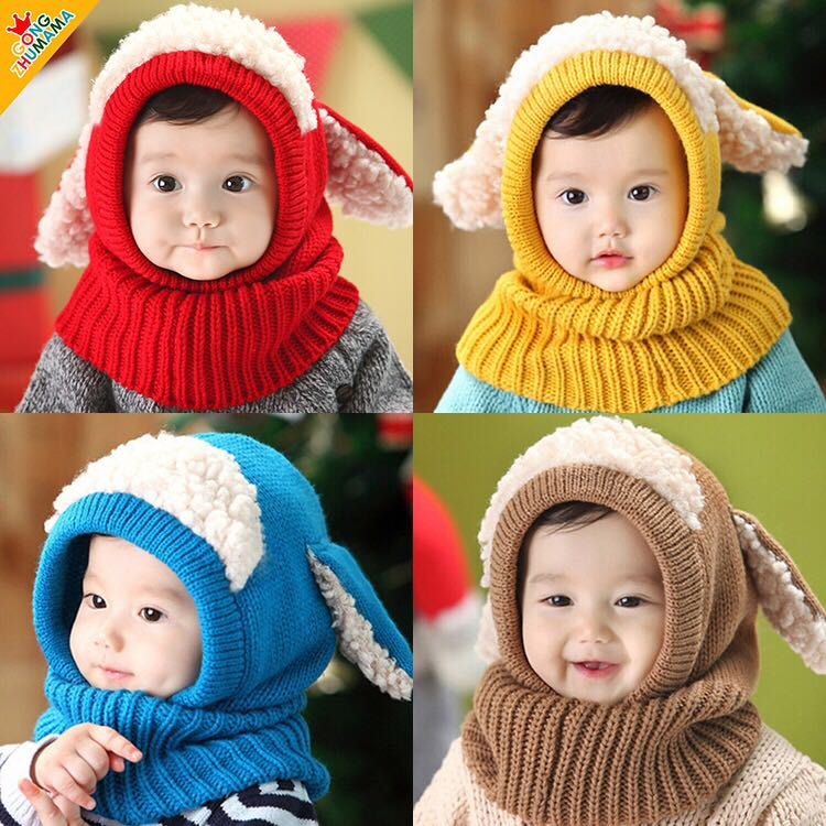Supply Han edition qiu dong child hat children winter hat 44de5b824f4
