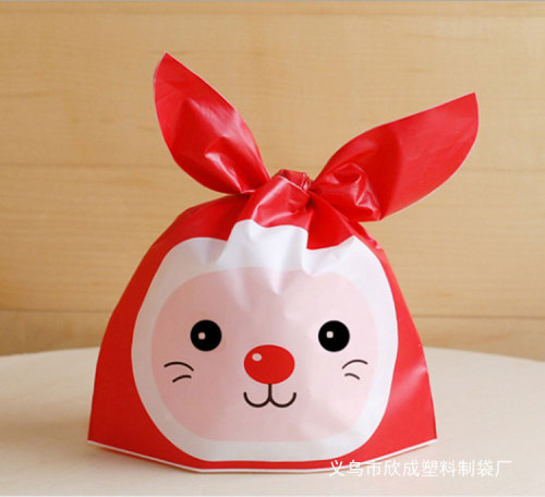 Biscuit Bag rabbit Ear pouch candy bag gift bag