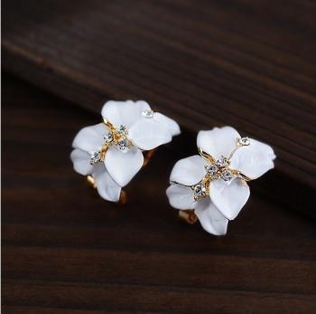 South Korea cute Earring Earrings Jewelry Earring Nail Female
