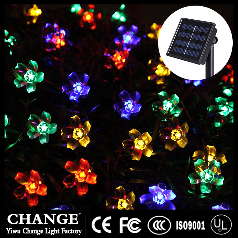 Security & Protection Hard-Working Halloween Pumpkin String Lights Solar Led String Lamps Holiday Party Decoration Lights For Courtyards,shop Windows,stores,trees Access Control