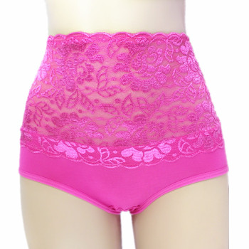 Woman without scar waist underwear lady Briefs