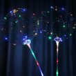 NET Red Wave ball wholesale led light wave ball colorful lamp rod wave ball Popo with lights