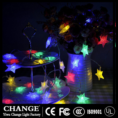 factory star battery string light direct home furnishing decorative lamp christmas lights