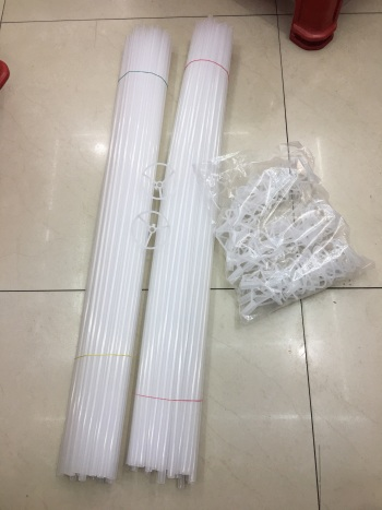 The bobo ball's exclusive 80cm transparent holder is 50 packages.