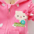 Female baby Autumn winter suit 2017 new girl clothing baby clothes