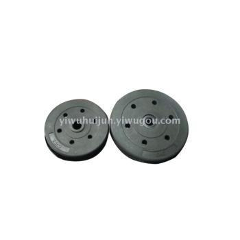 HJ-00189 small hole sand casting barbell bag sand tablets