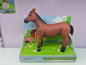 Farm animal simulation horse