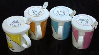 Ten Yuan shop supply ceramic cup series milk cup Mug 847E-XY