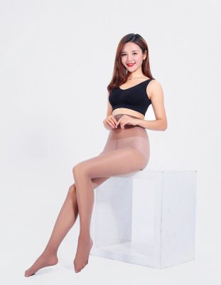 Summer breathable Ms. stockings anti-hook silk stockings with the same type of wire pantyhose stockings socks