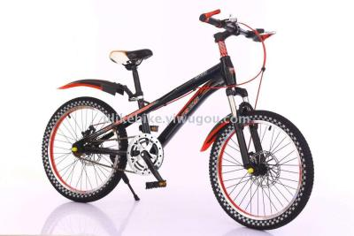 Supply Bike 20 Inch Single Speed Mountain Bike High Carbon Steel