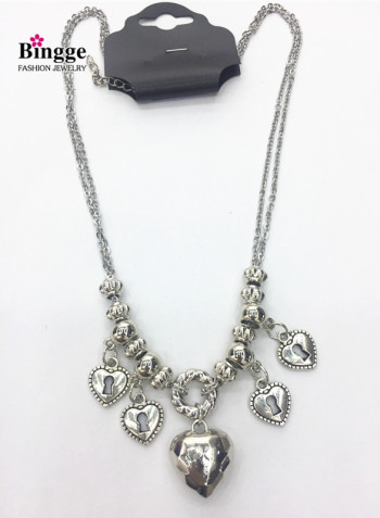 Bingge jewelry new alloy necklace ladies short sweater chain