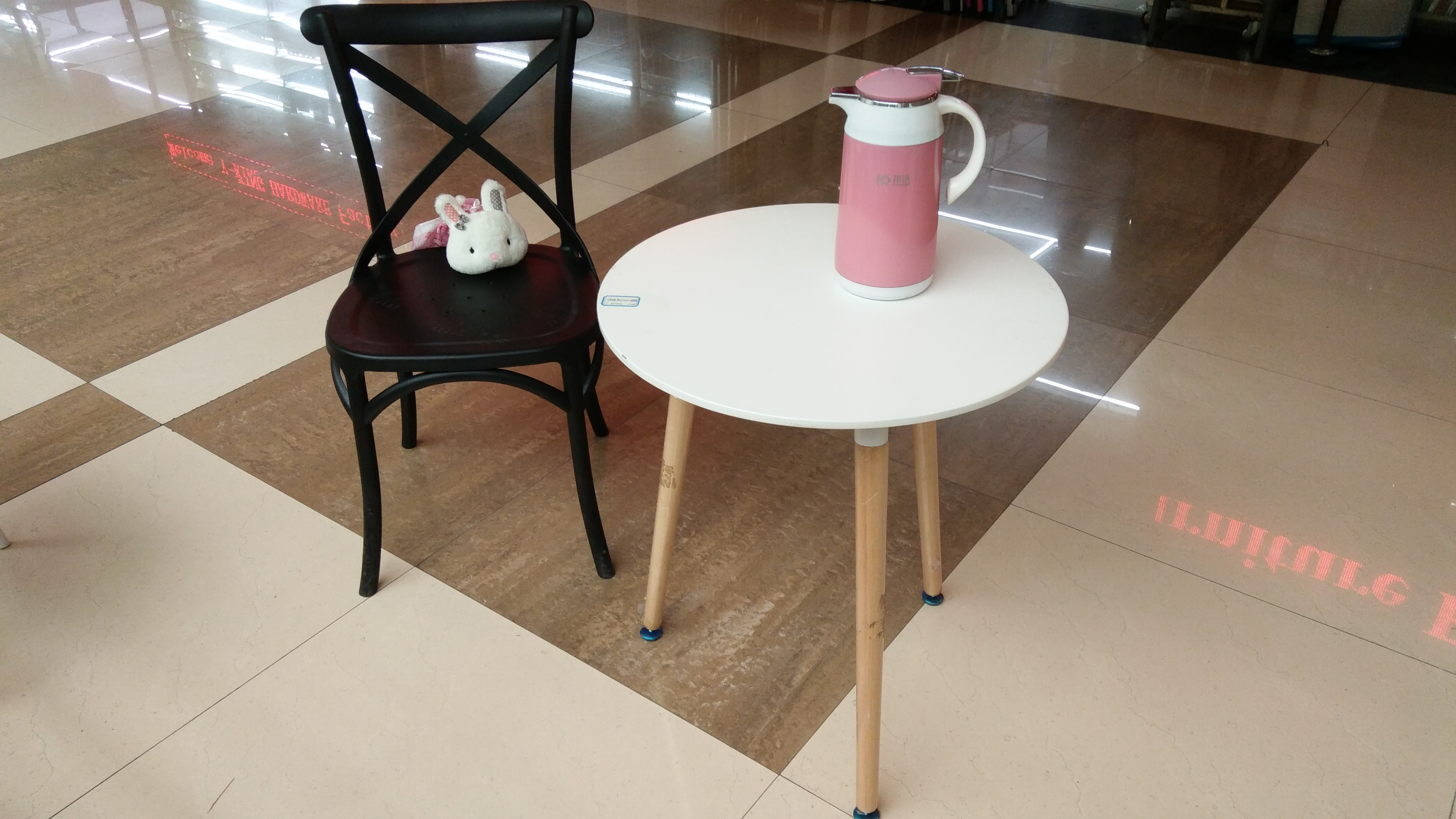 欧式塑料椅创意竖条餐椅 宜家餐桌椅 酒店宴会椅婚庆
