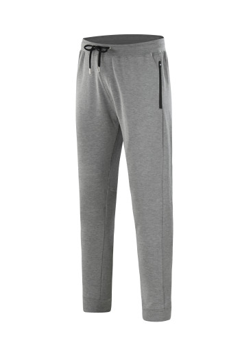 Winter men's sports trousers three-color zipper sweat pants sweater suit