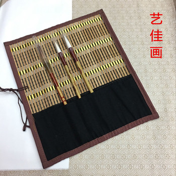 Brush Pen pencil bag calligraphy supplies four bags side of a large number of wholesale bags can be customized