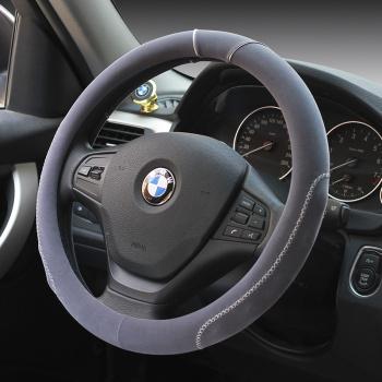 357 Flocking steering wheel cover 0180 universal winter universal car handlebar