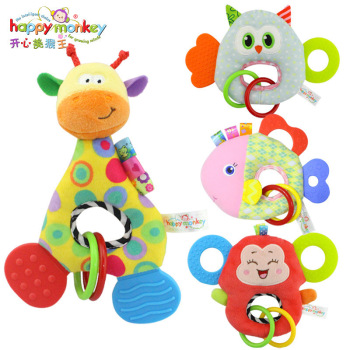 New tooth gum  baby toys newborn  plush Teethers toys