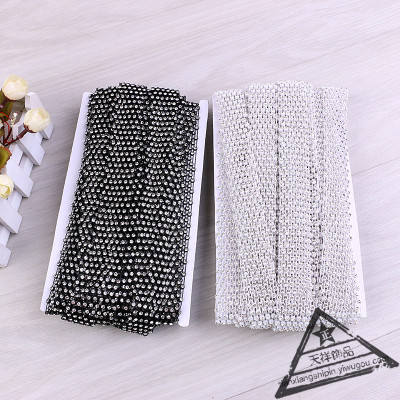 Line drill-drill string drill string drilling manual DIY clothing accessories plastic accessories