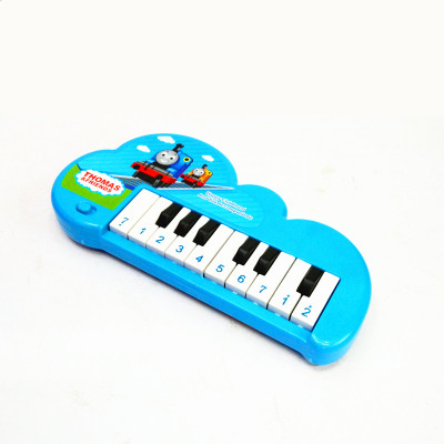 Children's new model toy bag of children's toy Thomas 10 keyboard electronic piano toys