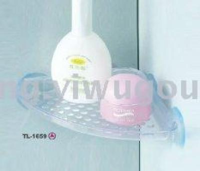 Super absorption wall suction cup rack-bathroom-Bathroom soap box