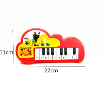 Children's new toy bagged children's 10 keys electronic piano toys