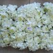 Meibo flower art wedding flower wall peony hydrangea flower