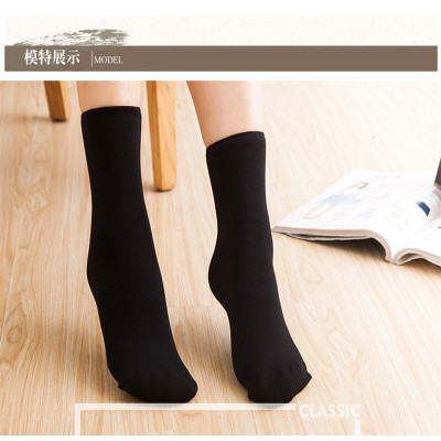 Winter and add thick adult floor socks for pregnant women's stockings, socks,