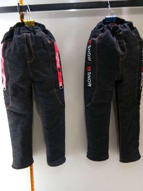 Children's jeans 20-22 three-layer cotton panties