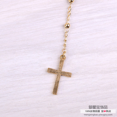 Sweater chain women accessories multi-layer necklace, simple clothes fashion accessories