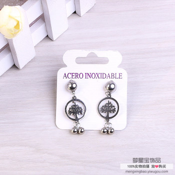 Alloying earrings earrings earrings earrings