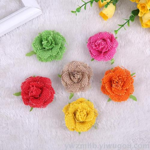 The manufacturer sells flower jewelry accessories accessories and can be customized wholesale