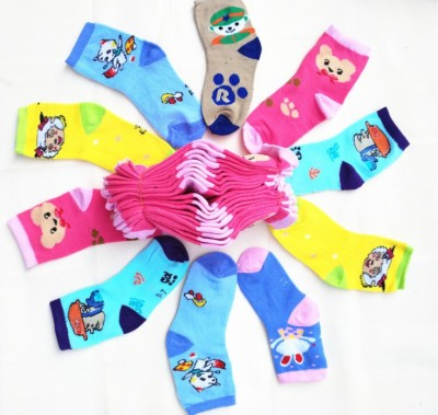 Autumn and winter new children socks wholesale cute cartoon baby socks boy and girl stockings