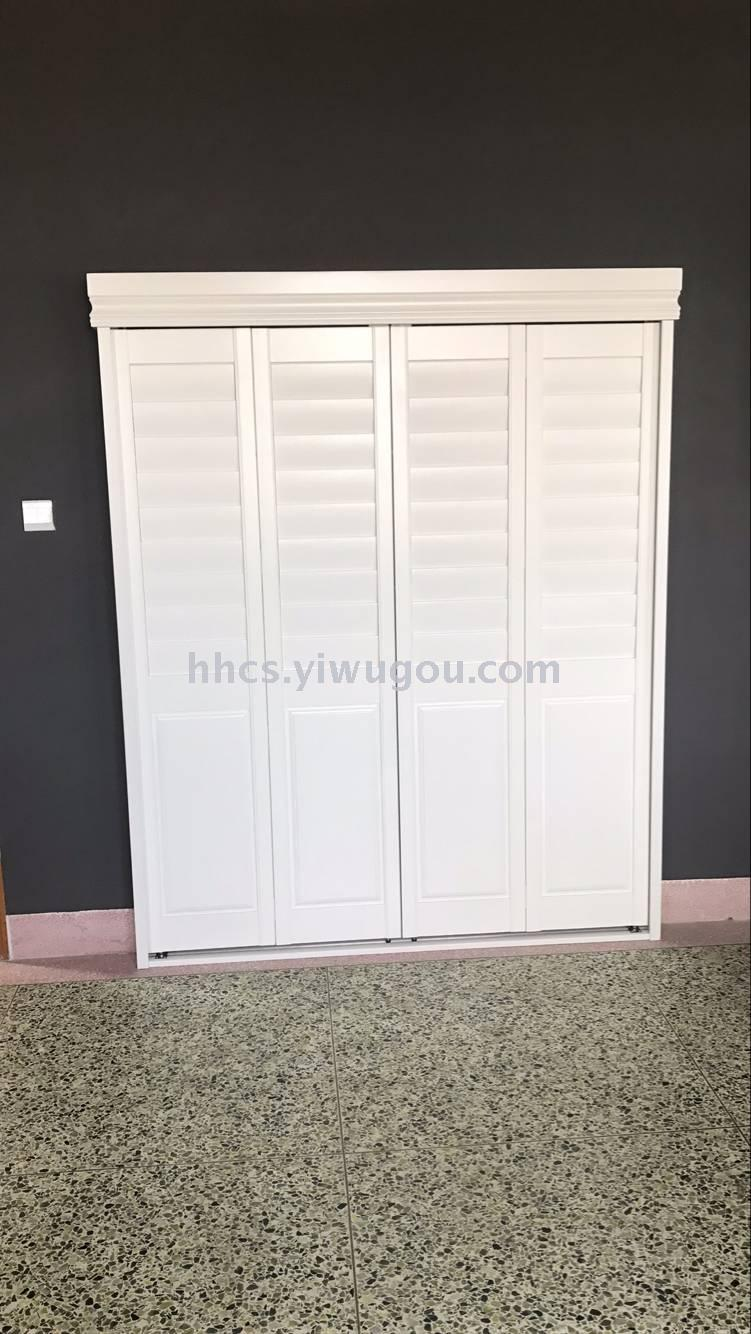 Supply Solid Wood Basswood Water Pvc Mdf Material Shutters